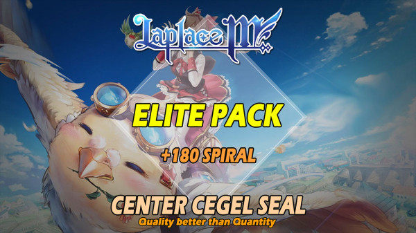 Elite Pack + 180 Spiral