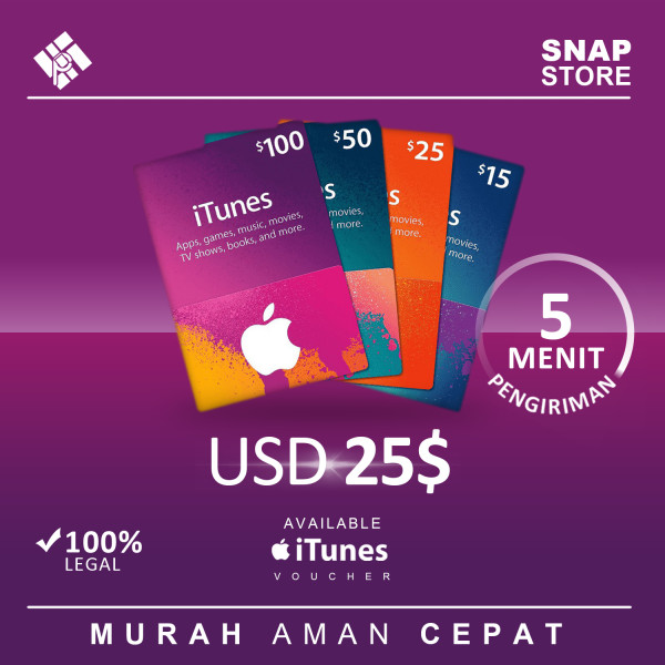 Gift Card US$ 25