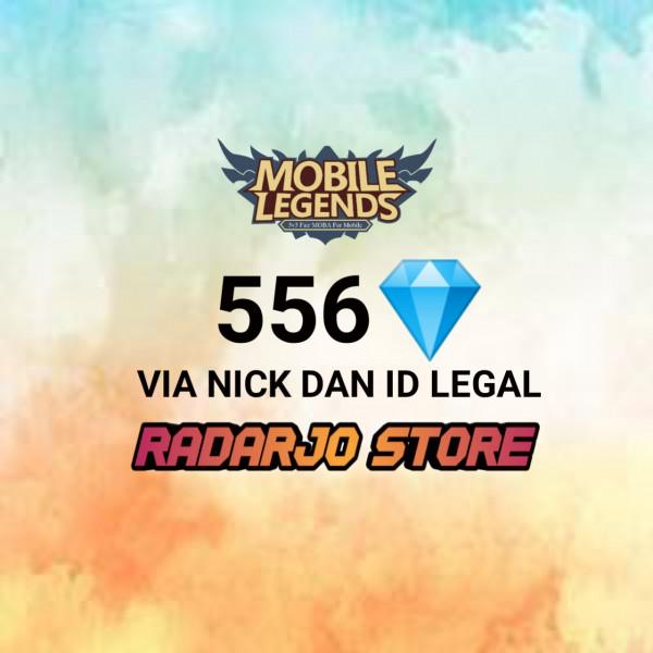 556 diamonds
