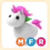 Unicorn MFR Pet adopt me