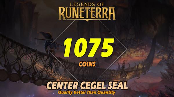 1075 Coins