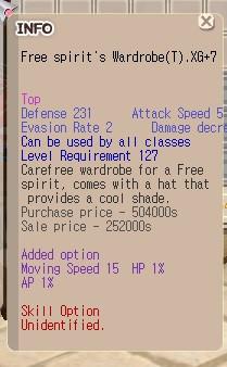 Free Spirit's Wardrobe (T) Xg + 7 Mov 15