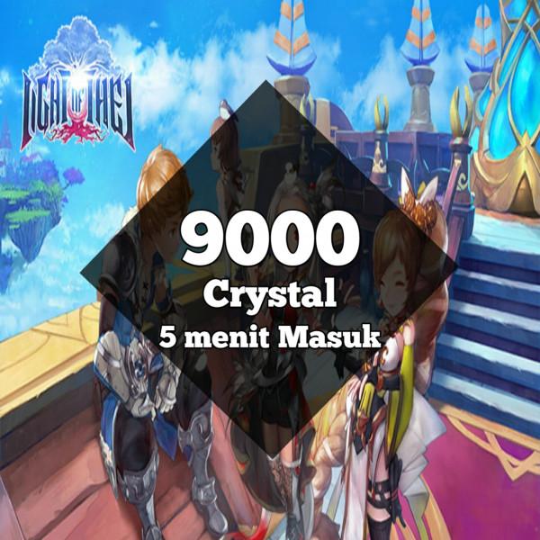 9000 Crystals
