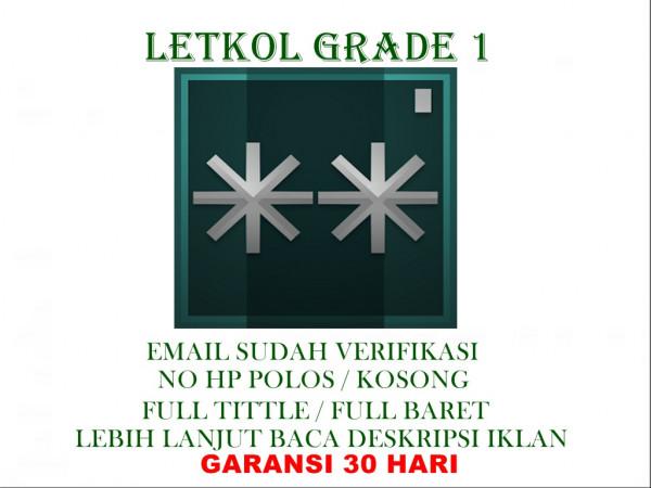 Letkol Grade 1