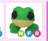 Frog NFR Pet adopt me