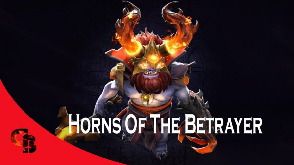 Horns of the Betrayer (Immortal TI9 Lion)