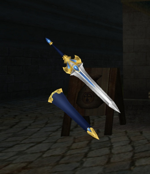 SUB WEAPON DUAL SWORD