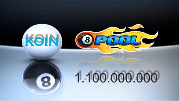 Akun Top Up Koin 1.1B