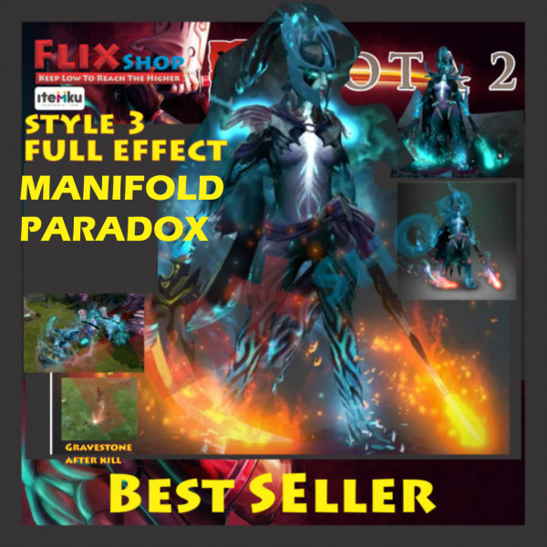 Exalted Manifold Paradox (Arcana Phantom Assassin)