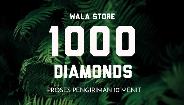 1000 Diamonds
