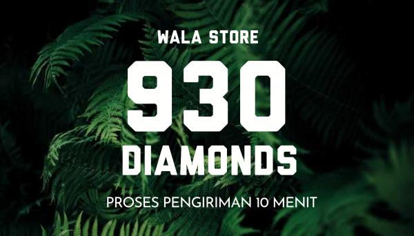 930 Diamonds
