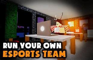 Uang roblox esport empire 100K
