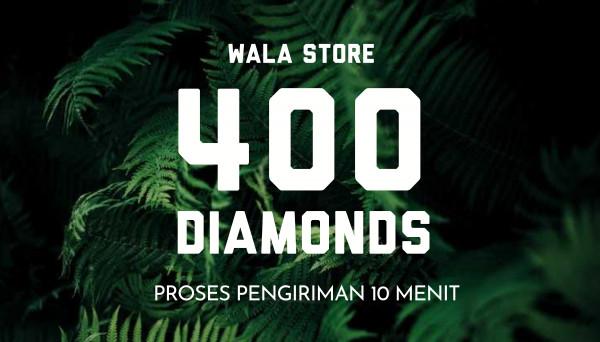 400 Diamonds