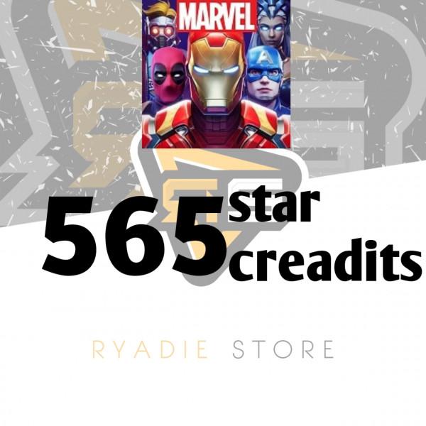 565 Star Credits