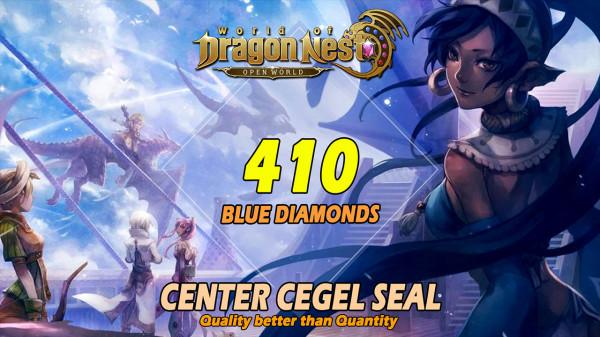 410 Blue Diamonds