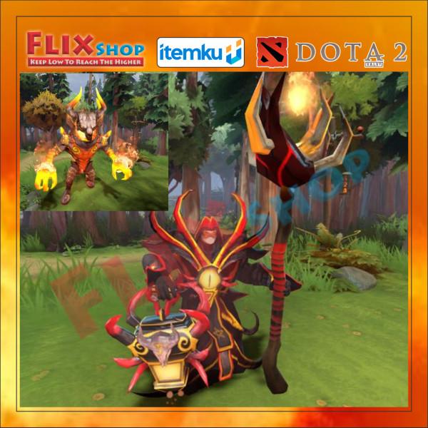 The Exiled Demonologist (Warlock Set)