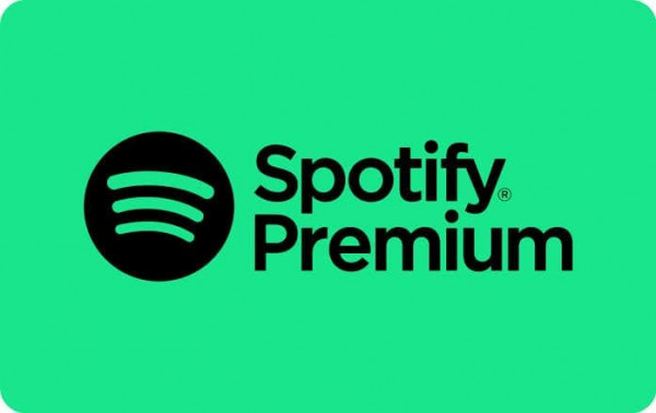 Spotify Premium Legal 1 Bulan Full Garansi