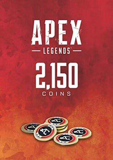 Origin CD Keys 2000 Apex Coins