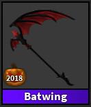 Murder Mystery 2 - Batwing ( Nego )