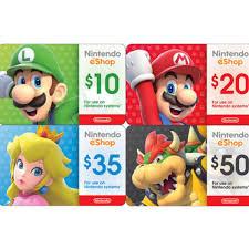 Nintendo USD 50