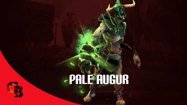 Pale Augur (Immortal Undying)