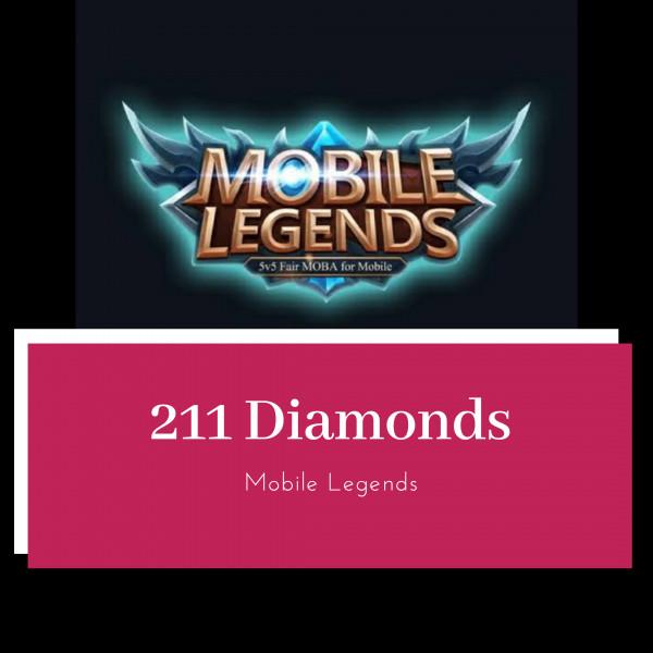 211 Diamonds