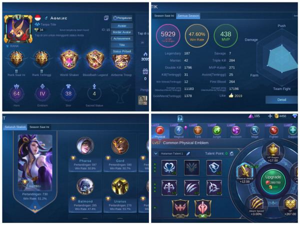 Hero 64 skin 38 | Emblem max IV