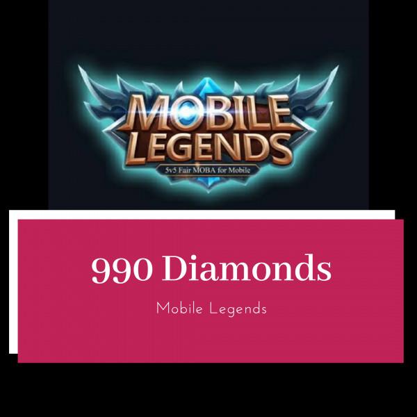 990 Diamonds