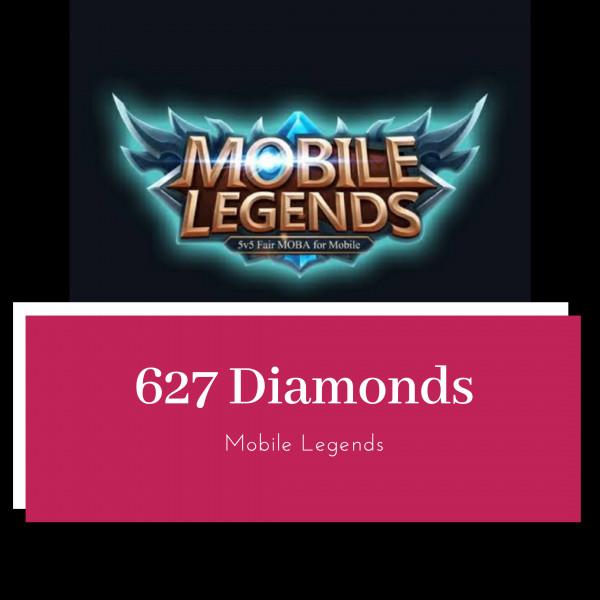 627 Diamonds