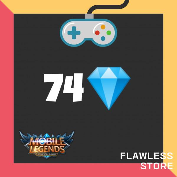 74 Diamonds