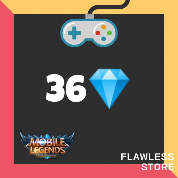 36 Diamonds