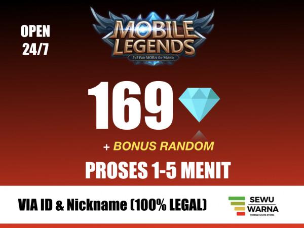 169 Diamonds
