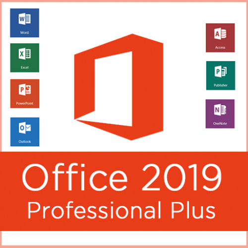 Microsoft Office 2019 Pro Plus License Key