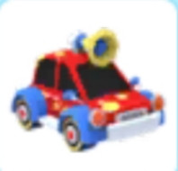 Clown Car | Vehicles Adopt Me
