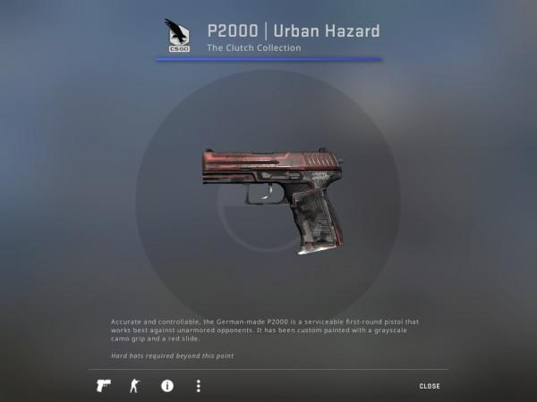 p200 urban hazard