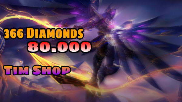 Top Up 366 Diamonds