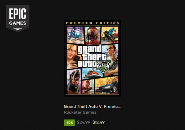 Grand Theft Auto V : Premium Edition