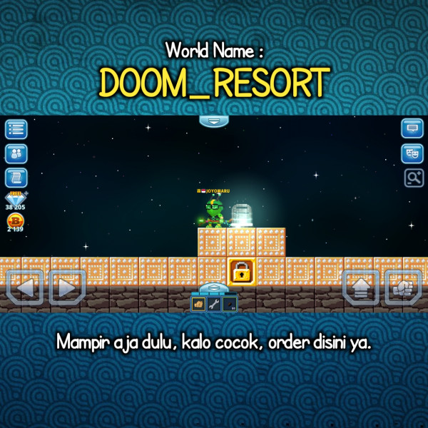 "World ""DOOM_RESORT"""