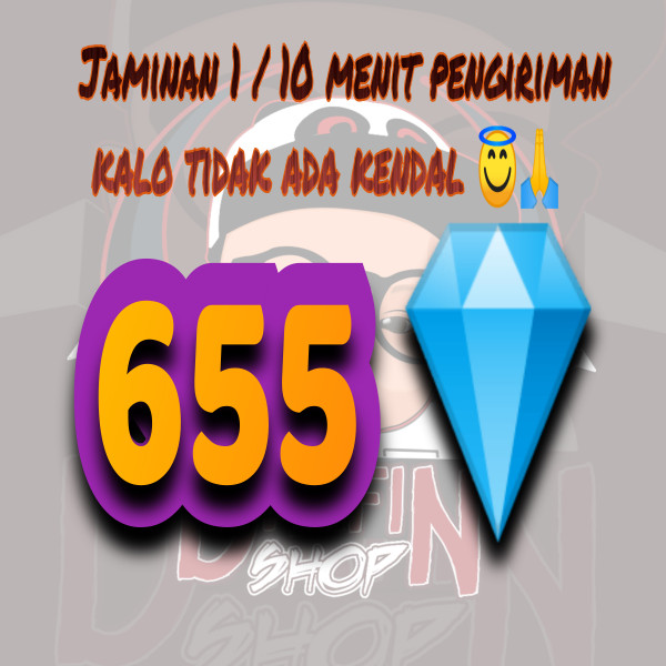 655 Diamonds