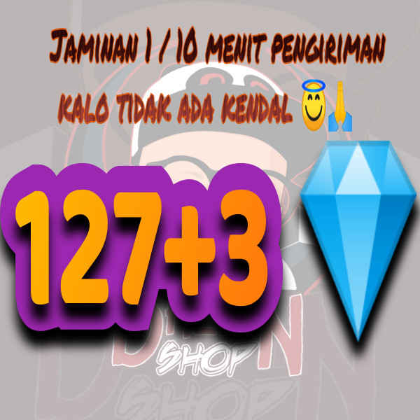 127 Diamonds