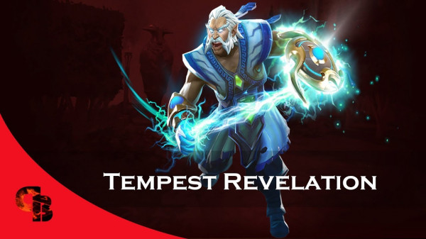 Tempest Revelation (Immortal TI8 Zeus)