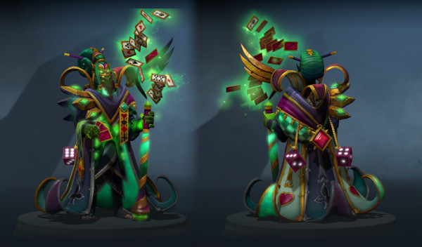 Rambling Fatebender (Rubick Set) bundle