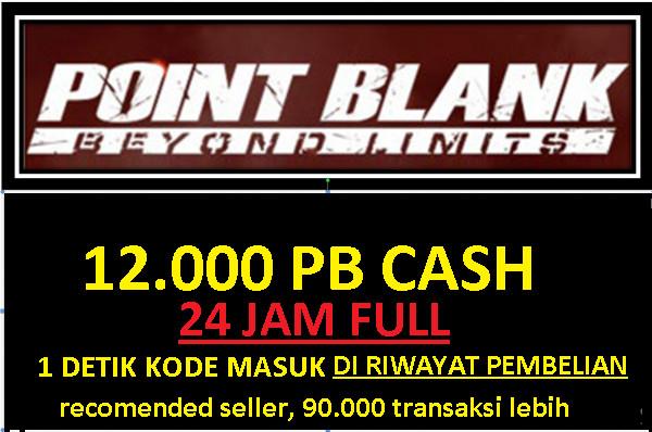 PB Cash 12000