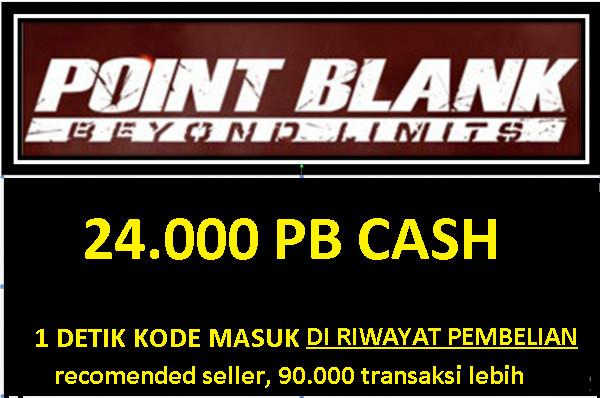 PB Cash 24000