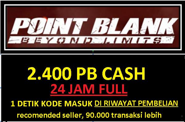 PB Cash 2400