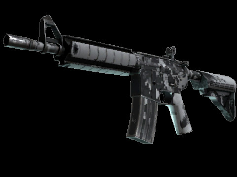 M4A4 | Urban DDPAT (Industrial Grade Rifle)