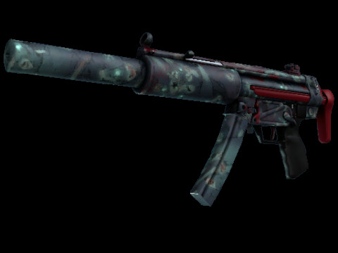 Souvenir MP5-SD | Lab Rats (Factory New)