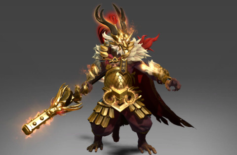 Cult of the Demon Trickster (Immortal Set Monkey King)