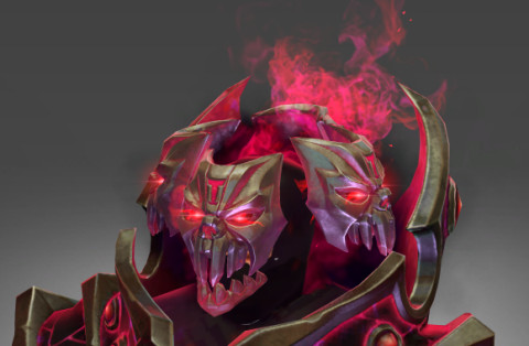 Mantle of Grim Facade (Immortal TI7 Shadow Demon)