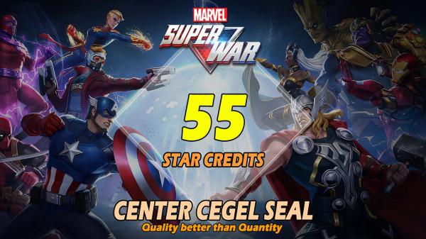 55 Star Credits